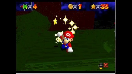 Sm64 - The Missing Stars - Jump, Man