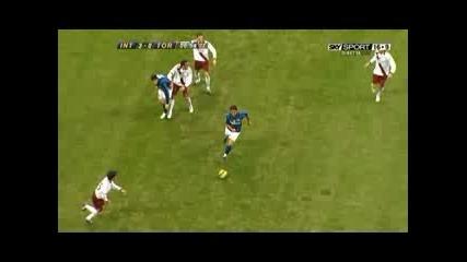 Inter - Torino 4 - 0 (Luis Jimenez)страшен Гол