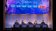 Ледников период 18.10.2014 - Альона Тойминцева, Максим Стависки