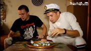 Забавление по руски - Шоу Идиоти - Парти от Восък