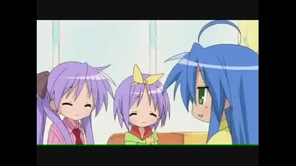 Lucky Star Abridged Series Episode 2 Ultimate Tekkaman