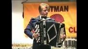 Veikko Ahvenainen Performs a Medley in U.s.a. 1995