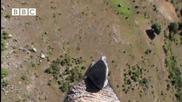 Ето какво вижда една птица кондор когато лети.