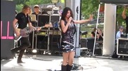 Selena Gomez - Falling Down - Live at Six Flags St. Louis 8222010