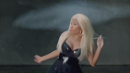 Nicki Minaj - Right By My Side (explicit) ft. Chris Brown