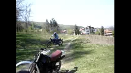Мотор cz 350