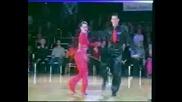 Benji Schwimmer & Heidi Groskreutz 2001