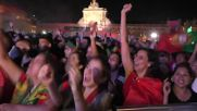 Portugal: Thousands go wild as Eder scores in Portugal-France Euro 2016 final
