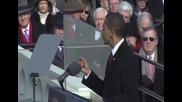 Церемонията По Встъпване На Длъжност На 44 - Ят Президент На Сащ - Барак Обама