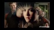 Glimmer, Cato, Clove & Mervel - Career Tributes [the Hunger Games]