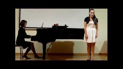 Janny Kostova - Bach - Seuftzer Tranen