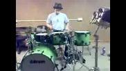 Live Drum N Bass Drummer