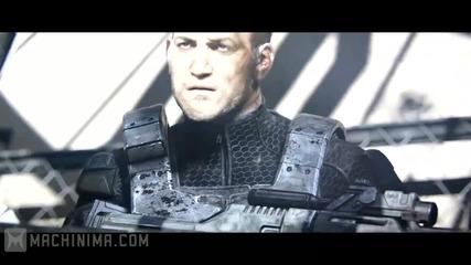 Mass Effect 3 Debut Trailer Hd