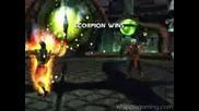 Scorpions Fatality 1