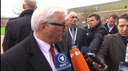 Netherlands: Steinmeier touts importance of Europe-wide solution to refugee crisis