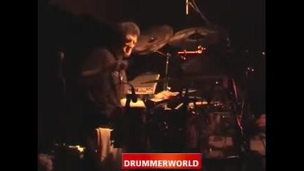 Jojo Mayer Drumming