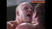 Kane chokeslams Snitsky to hell! {hd}