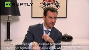 Bashar Assad Interview - US Invasion of Iraq 'Crucial Juncture' in Syria Conflict