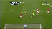 Фантастична атака на Арсенал срещу Норич