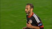 Юнайтед не даде шанс на Байер в голово шоу на Олд Трафорд