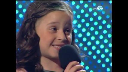 Ахинора за Лили Иванова в Големите Надежди (28.05.2014 г.)