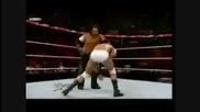 Swinning Neckbreaker - Matt Hardy
