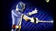 Звездни Рейнджъри Супер Самурай Е13 Бг Аудио
