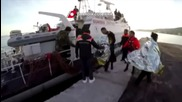 Greece: 13 refugees picked up by Italian coastguard in Aegean Sea