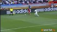 Словения 0:1 Англия 23.06.10 първото полувреме