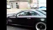 Звук От Mercedes Sl 65 Amg V12