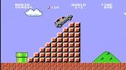 Супер Марио кара Мерцедес