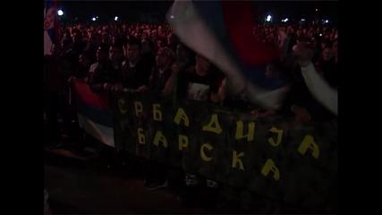 Montenegro: 1000s protest against plans for NATO integration