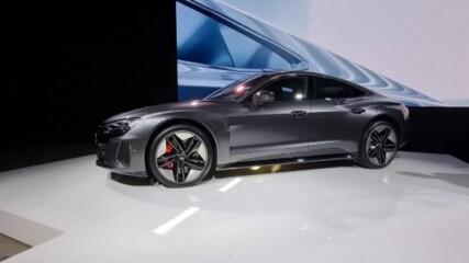 Премиера в България - Audi RS e-tron GT - Auto Fest S05EP15