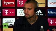 Germany: Vidal eyes Champions League glory with Bayern