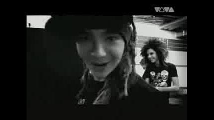 Interesni Kadri Na Tokio Hotel Ot Turneta