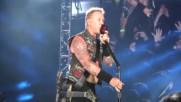 Metallica ⚡⚡ Sad But True // Metontour Toronto Canada 2017