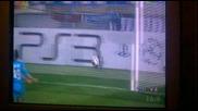 Real Madrid - Olimpic Marseille (goal C.ronaldo 9 ) 08.12.2009