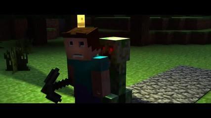 _revenge_ - A Minecraft Parody of Usher_s Dj Got Us Fallin_