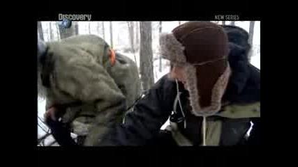 Born Survivor - Сибир (4 част)