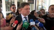 Военният министър беше разпитан заради Интендантско обслужване