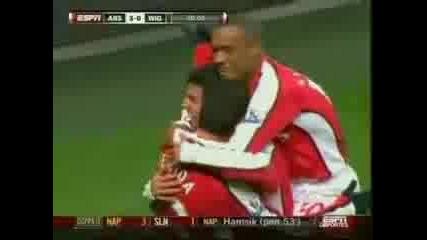 Carlos Vela бъдещата легенда!!!