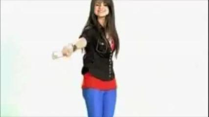 Selena Gomez .ft.miley Cyrus on Disney Channel
