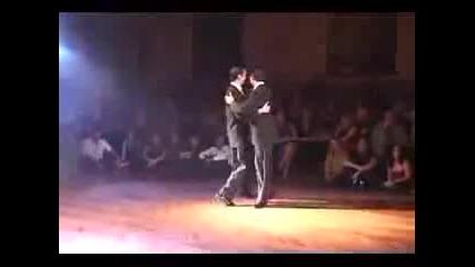 Tango Between Men - Wicked