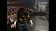 Wwf Backlash 2001 - Rhyno vs Raven