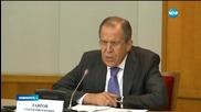 Русия ще настоява за спиране на огъня в Източна Украйна