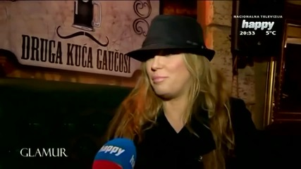 Indira Radic - Intervju - Rehabilitacija ( Happy TV 2014 )