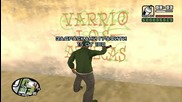 gta san andreas епизод 12- графити на Варио Лос Ацтекас