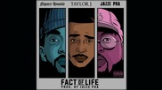 Taylor J Feat. Nipsey Hussle & Jazze Pha - Fact Of Life [ Audio ]