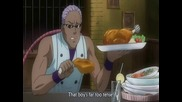 D.gray - man Episode 6 [he Who Brings Misfortune]
