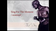 2pac - Sing For The Moment (feat. Eminem).